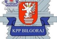 Policjanci z Biłgoraja uratowali życie 63-letniej kobiecie
