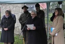 Rededykacja cmentarza żydowskiego we Frampolu
