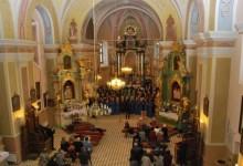 Koncert chórów w Kościele P.W. Św. Bartłomieja w Goraju