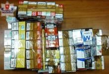 400 paczek papierosów bez polskich znaków skarbowych akcyzy