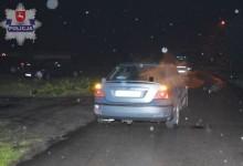 Policjanci wyjaśniają okoliczności śmiertelnego wypadku w Turobinie