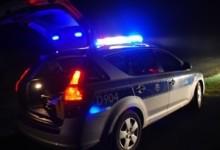 Mieszkaniec gminy Dzwola spłonął w samochodzie