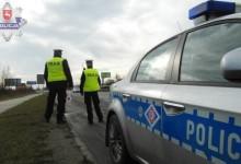 Trwa policyjna akcja Znicz 2015